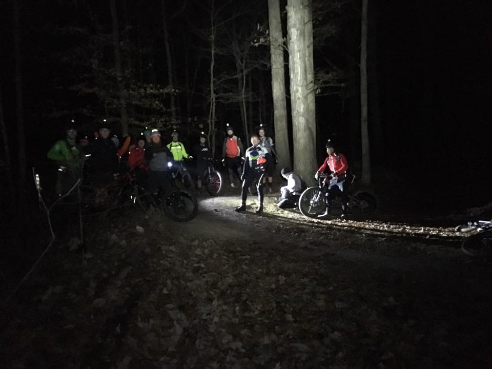 BC Night Ride